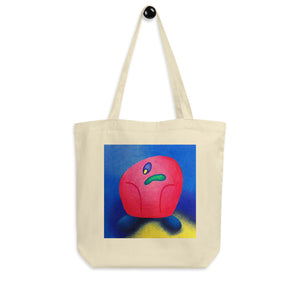 Stage Fright Eco Tote Bag