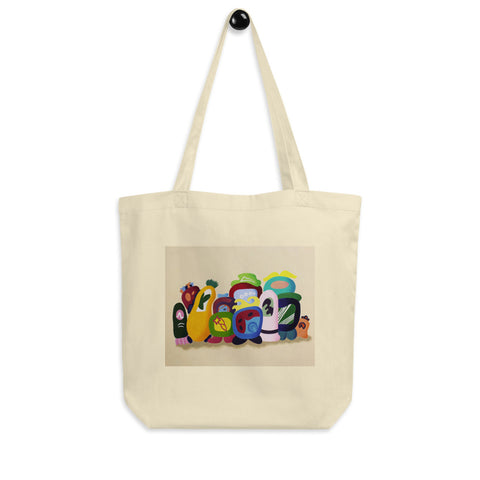 Group Portrait I Eco Tote Bag