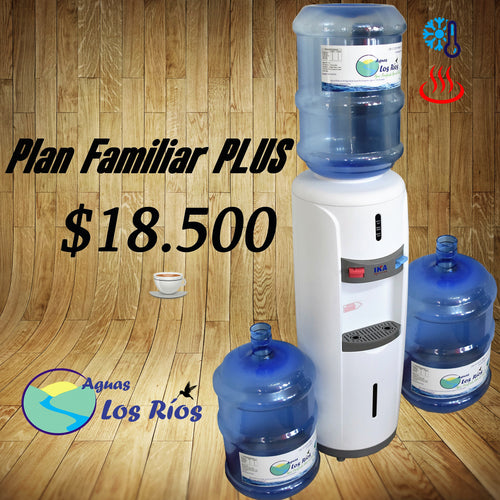 Plan Mensual Plus - Arriendo de dispensador eléctrico