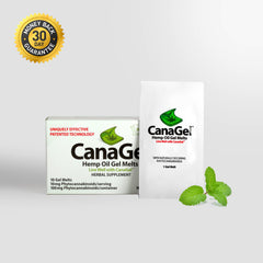 CanaGel Hemp Oil Gel Melts