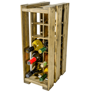 10 Bottle Wine Rack