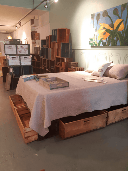 Custom Crate Beds - All Sizes - Prices Start at $349!