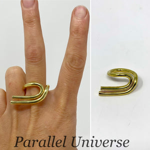 Parallel Universe ring