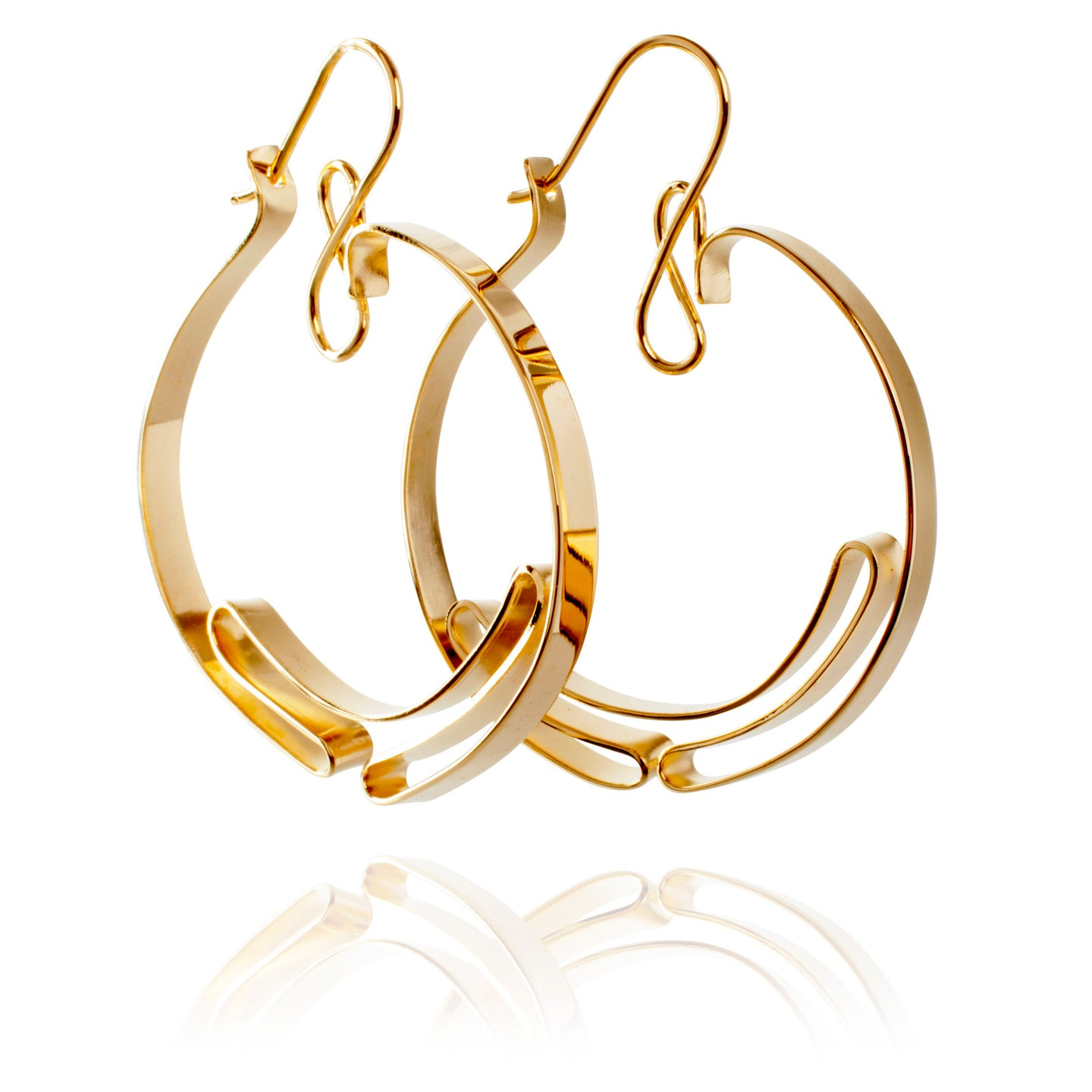 The Insider Hoop Earring