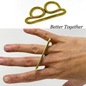 Better Together ring