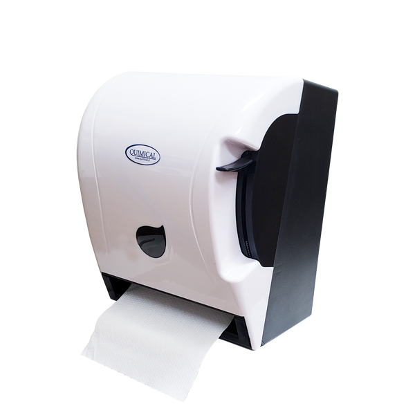 New Dispensador de papel toalla P300 Snow/Smoke | IVA Incl.