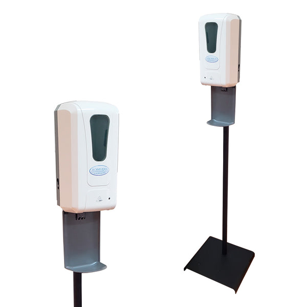 Totem Dispensador Automático Gel Non Touch V1200 | IVA incl.