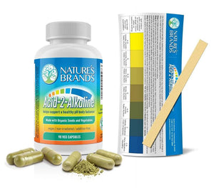 ALKALINE SUPPLEMENT TO ALKALIZE YOUR BODY NATURALLY