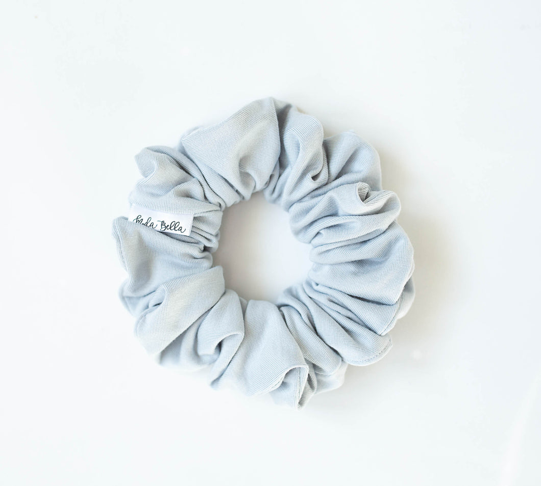 Sea Blue Scrunchie
