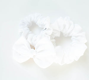Cloud Scrunchie