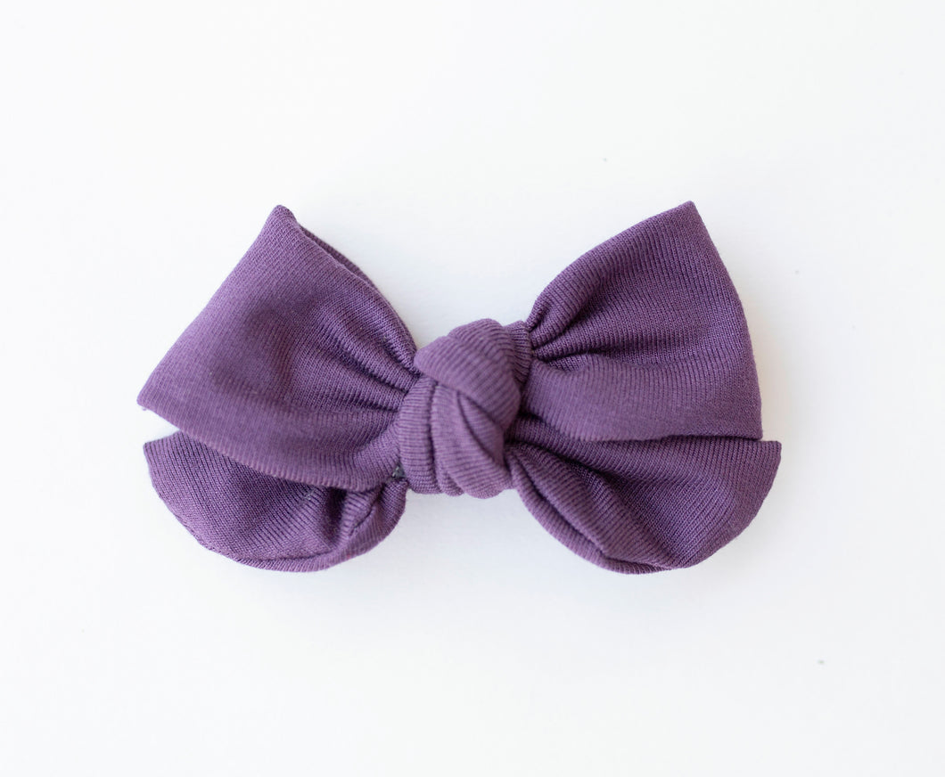 Audrey Bow - Muted Violet
