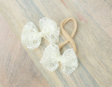 Audrey Bow - Ivory Charm