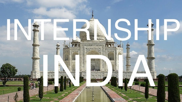 Your Internship In India
