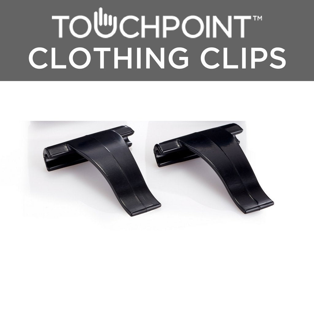 TOUCHPOINTS™ CLOTHING CLIPS