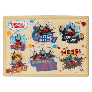 Thomas & Friends - Pin Puzzle