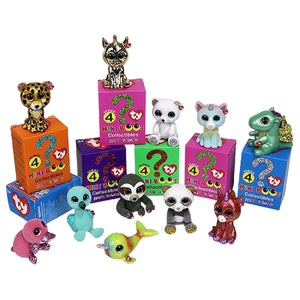 Ty Mini Boos Hand-Painted Collectibles Assorted