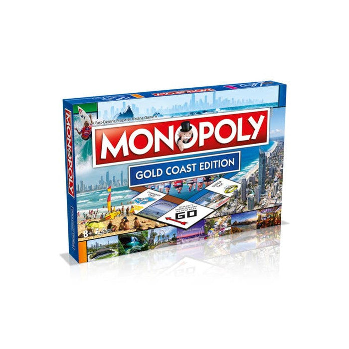 Monopoly Kids&Family Australian Gold Coast Edition