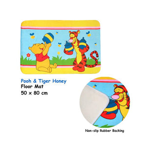 Kids Floor Mat Pooh & Tigher Honey