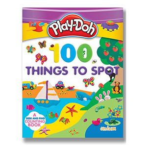 Play-Doh: 100 Things to Spot (Seek and Find Counting Book)