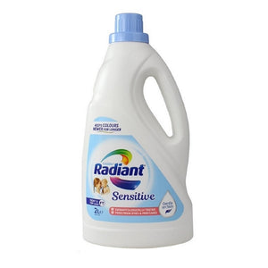 Radiant Laundry Liquid Front & Top Loader Sensitive - 2L