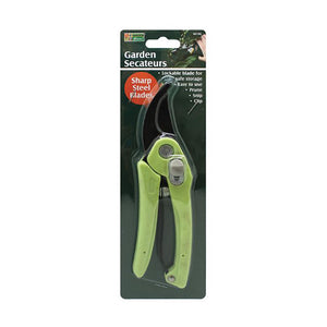 Garden Secateurs - 185mm