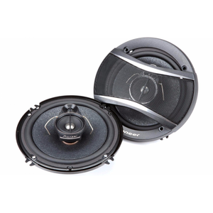 PIONEER: TS-A1676R 3-WAY SPEAKERS