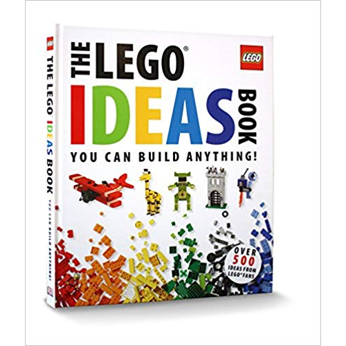The Lego Ideas Book (Hard Cover)