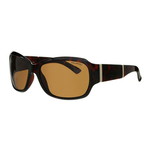Cancer Council Kelso Tort/Brown Polarised Sunglasses