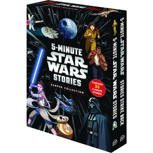 5-Minute Star Wars Stories Bumper Collection Smooth Sales
