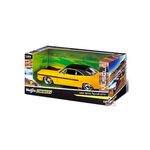 Maisto Design 1:24 Scale Die-Cast Model Car