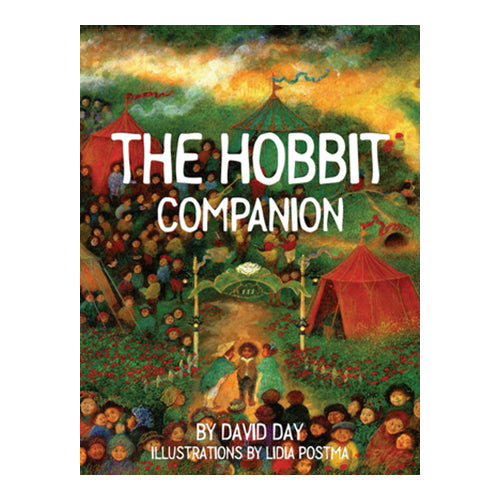 David Day - The Hobbit Companion (Hardcover Book)