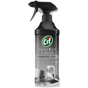 Cif Perfect Finish Stainless Steel Streak - Free Shine