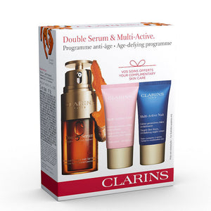 Clarins Double Serum & Multi-Active Set
