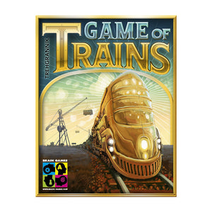Game Of Trains Brain Game