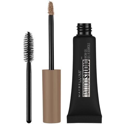 Maybelline Tattoo Studio Waterproof Brow Gel - 6.8ml