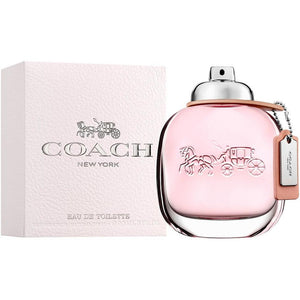 Coach New York Eau de Toilette for Women 90ml