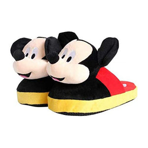 Disney Mickey Mouse Stompeez Slippers - Kids: Large (3-5)