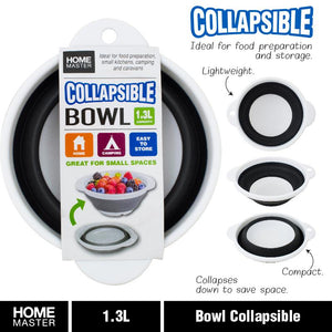 Collapsible Bowl 1.3 Litre
