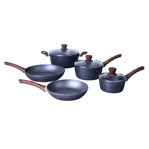 Clevinger 5 Piece Non-Stick Cookware Set