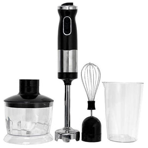 Healthy Choice Stick Mixer Set (Black)