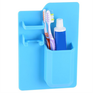 Mighty Toothbrush Holder - Blue
