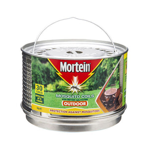 Mortein Outdoor Mosquito Coils - 30 Pack - 360g
