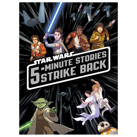 Smooth Sales 5-Minute Star Wars Stories Bumper Collection