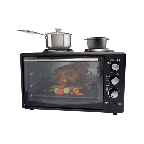 Healthy Choice Portable Oven with Rotisserie
