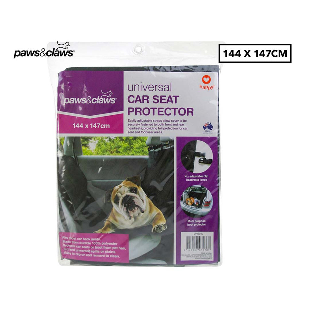 Paws & Claws Universal Car Seat Protector