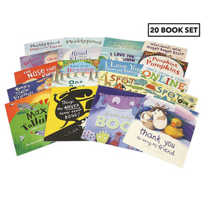 Bedtime Storybook Collection 20-Book Set