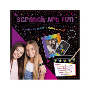 Cute & Creative Kits Make Your Own Scratch Art Kit