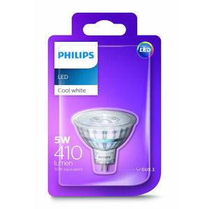 Philips LED Classic GU5.3 Spot - Cool White