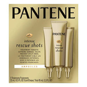 Pantene Pro-V Intense Resque Shots 3 Pack