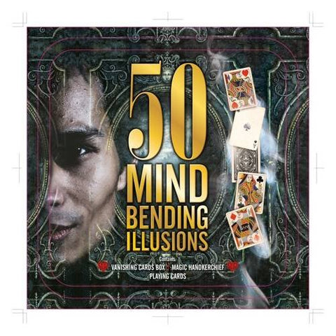 50 Mind Bending Illusions By Hobby Tin